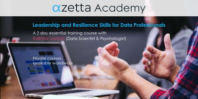 Leadership and Resilience for Data Professionals - Sydney
