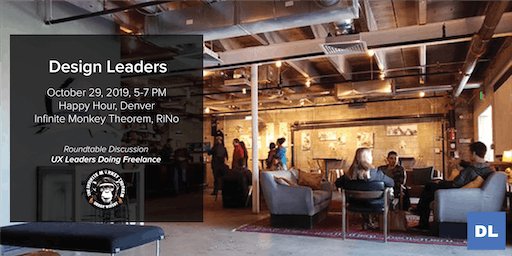 October 2019, Denver Happy Hour, RiNo and Roundtable Discussion