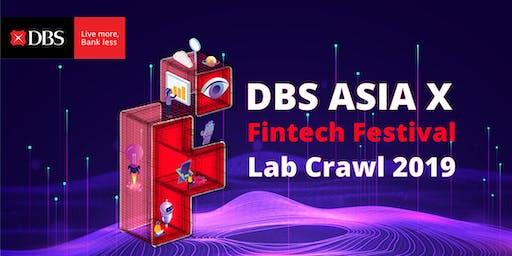 DBS Asia X Fintech Festival Lab Crawl 2019