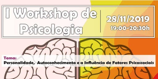 I Workshop de Psicologia