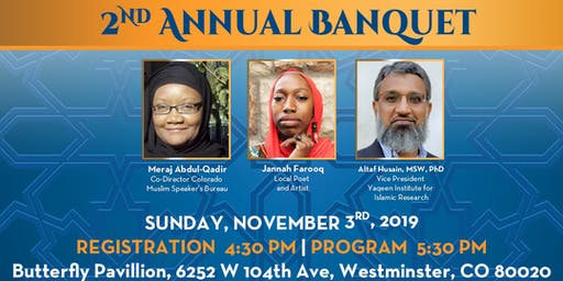CAIR-Colorado 2nd Annual Banquet and Fundraiser