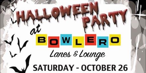 BOO BOWL - Halloween fun for all at Bowlero