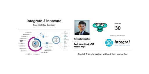 Integrate 2 Innovate - delivering control, simply