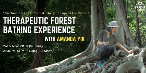 Therapeutic Forest Bathing Experience with Amanda Yik