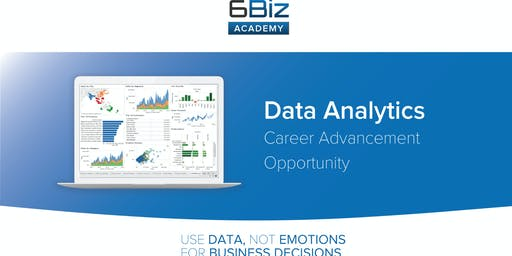 Data Analytics : Career Advance Opportunities