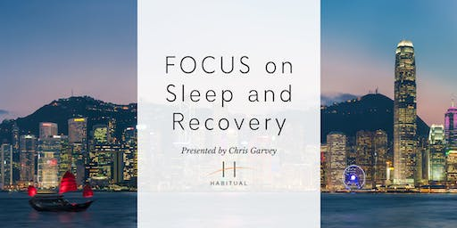A FOCUS on Sleep and Recovery - The Power of Habit