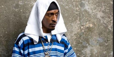 Rakim Hip Hop Icon in The Capitol Room at HMAC