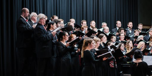The FM Choral Artists with The OK Factor