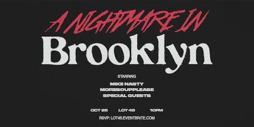 A Nightmare in Brooklyn