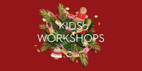Kids in the Kitchens | Gingerbread Decorating tickets