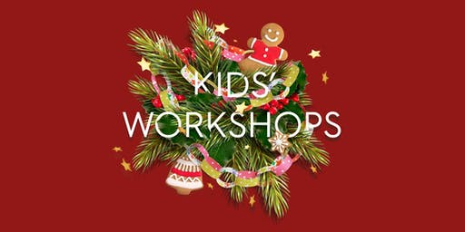 Kids in the Kitchens | Gingerbread Decorating