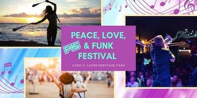Peace, Love, & Funk Festival