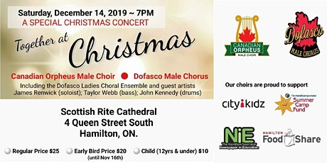 A SPECIAL CHRISTMAS CONCERT tickets