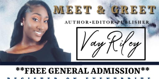 Vay Riley Meet & Greet