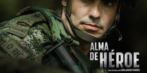 """PRE-ESTRENO """"ALMA DE HEROE"""""""