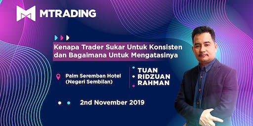 Seminar Forex Percuma by Ridzuan Rahman