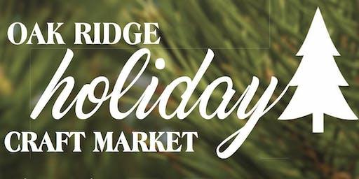 Oak Ridge Holiday Market
