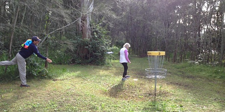 Come and try Disc Golf! tickets