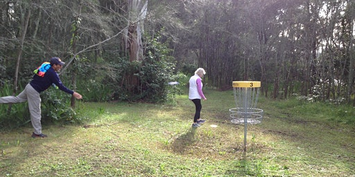 Come and try Disc Golf!