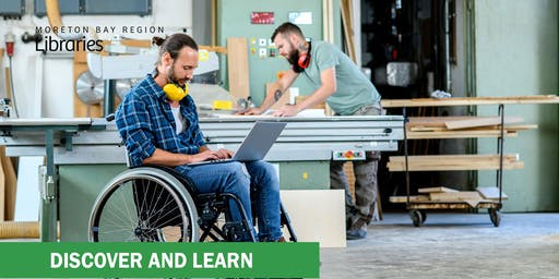 Accessible Jobs - North Lakes Library