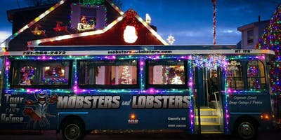 South Shore Sights & Lights Holiday Trolley Tour :: Adults ONLY BYOB