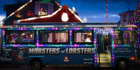 South Shore Sights & Lights Holiday Trolley Tour :: Adults ONLY BYOB tickets