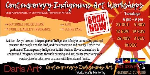 Contemporary Indigenous Art Workshops