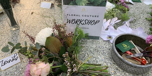 Flower Arranging Workshop