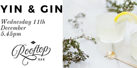 Yin & Gin - The Rooftop Bar and Garden tickets