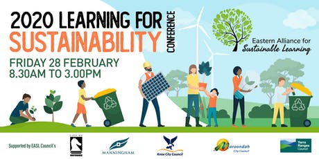 2020 Learning for Sustainability Conference tickets