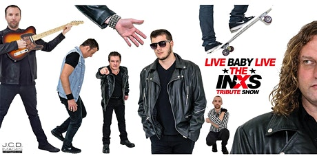 INXS and NOISEWORKS Tribute Night tickets