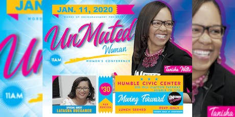 UnMuted Woman Women's Conference tickets