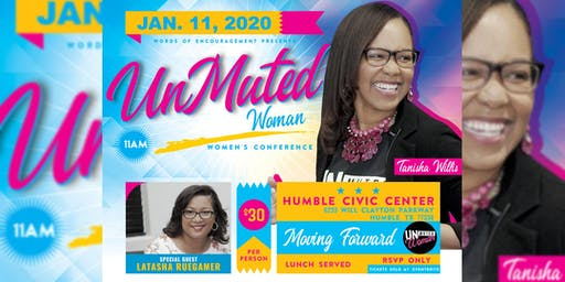UnMuted Woman Women's Conference