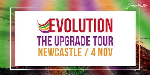 NEWCASTLE - EVOLUTION The Upgrade Tour