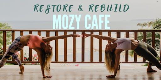 Restorative Yoga @ Moonlight Beach