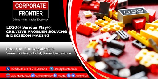 LEGO® Serious Play® Creative Problem Solving & Decision Making