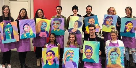 Paint Your Colleague (BYO) tickets