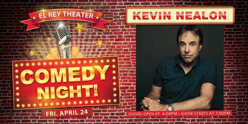 Comedy Night! ft. Kevin Nealon