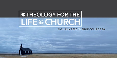 Theology for the Life of the Church tickets