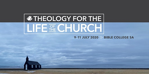Theology for the Life of the Church
