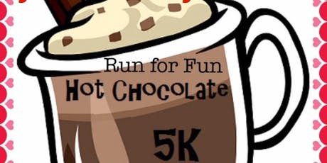 4th Annual Hot Chocolate 5K tickets