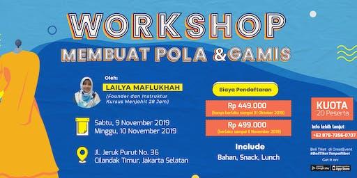 [Paid Event] Workshop Gamis