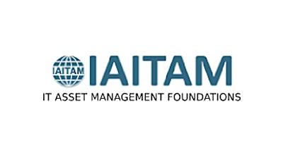 IAITAM IT Asset Management Foundations 2 Days Training in Muscat
