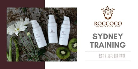 Roccoco Sydney Product Knowledge - Anti-Aging & Pigmentation tickets