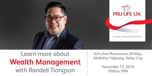 OFW Wealth Management Forum with Randell Tiongson