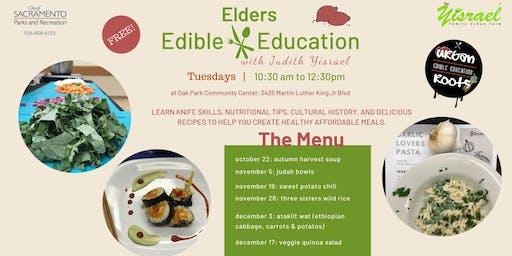 Elders Edible Education