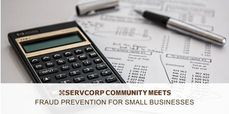 Fraud Prevention for Small Businesses   Servcorp Nexus Norwest tickets