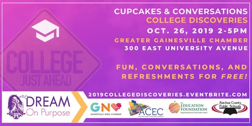 Cupcakes & Conversations: College Discoveries