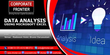 Data Analysis Using Microsoft Excel tickets
