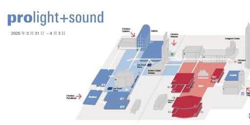 Prolight & Sound Frankfurt 2020